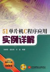 51单片机C程序应用实例详解(试读本)