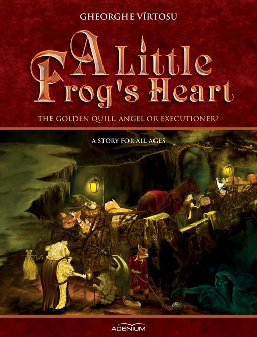 A Little Frog's Heart:The Golden Quill, Angel Or Executioner?