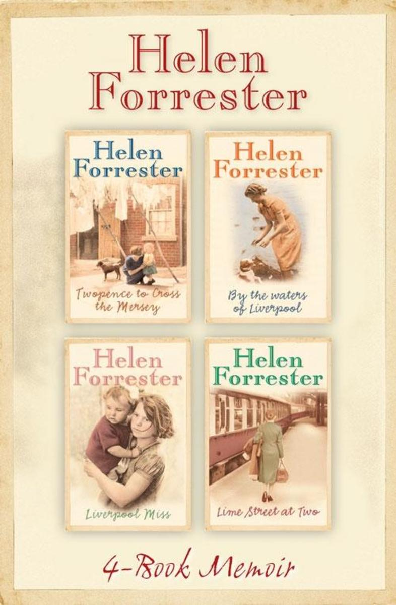 The Complete Helen Forrester 4-Book Memoir