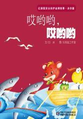 红袋鼠安全自护金牌故事 身体篇·哎哟哟,哎哟哟(多媒体电子书)
