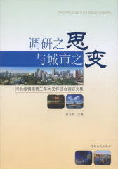 调研之思与城市之变:河北城镇面貌三年大变样综合调研文集