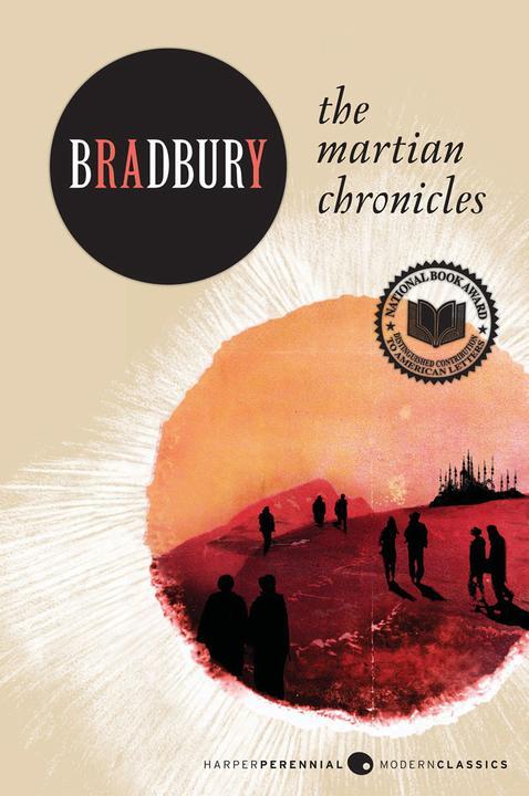 The Martian Chronicles 火星编年史