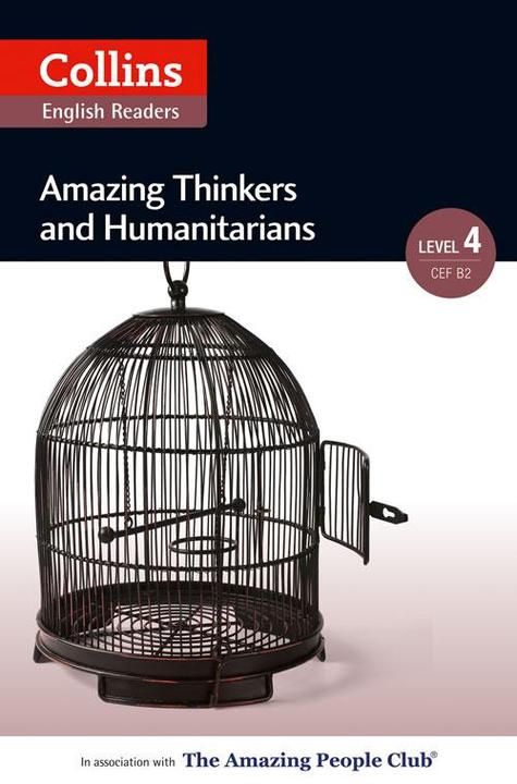 Amazing Thinkers & Humanitarians: B2