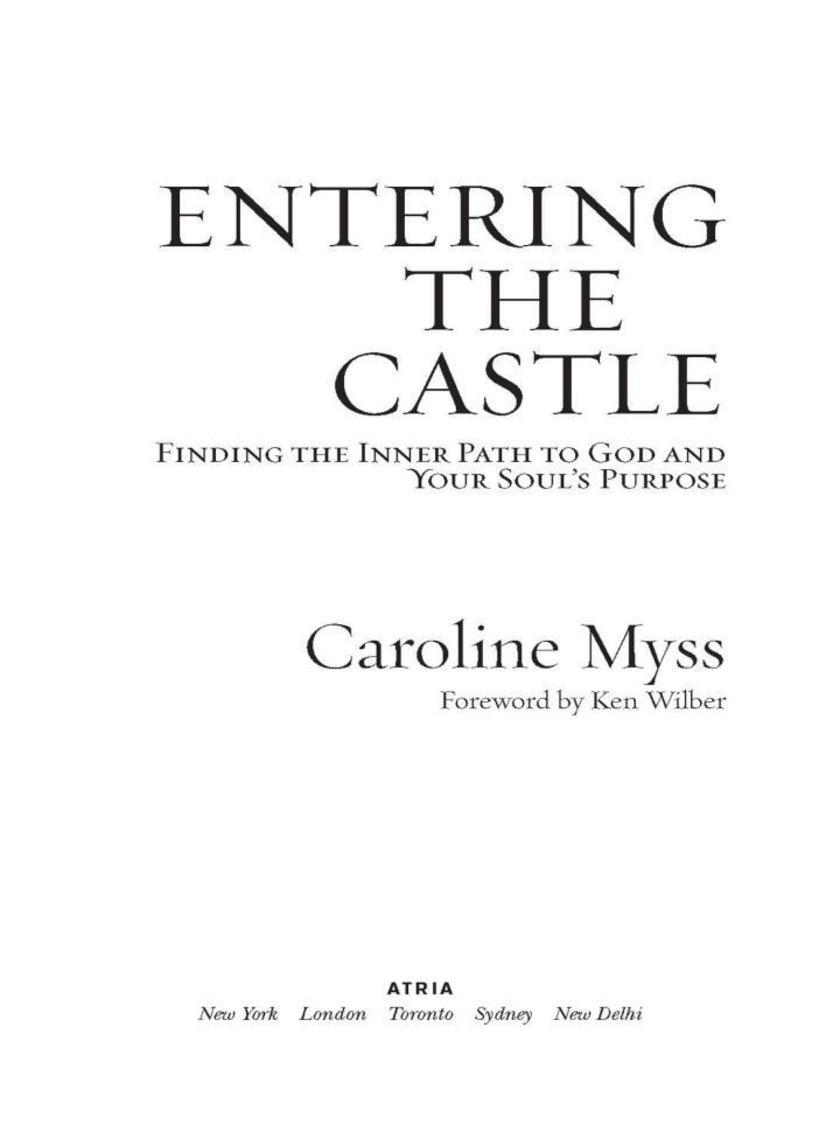 Entering the Castle