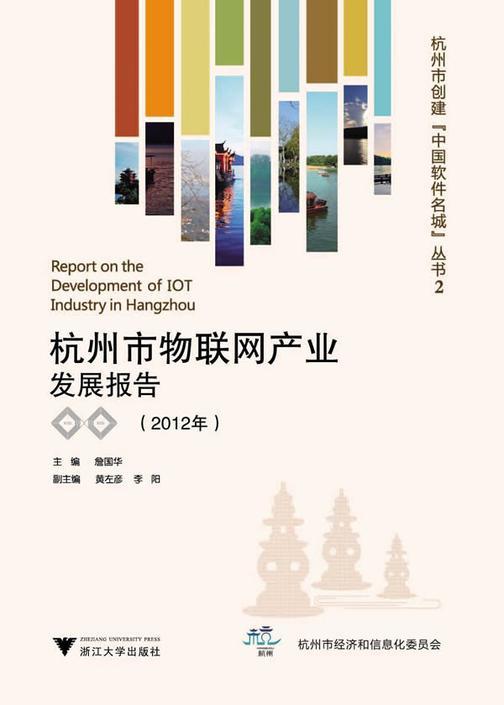 杭州市物联网产业发展报告(2012年)