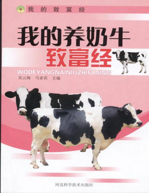 我的养奶牛致富经