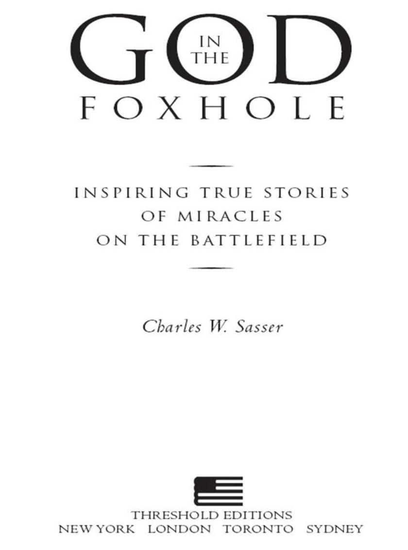 God in the Foxhole