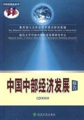 2008中国中部经济发展报告