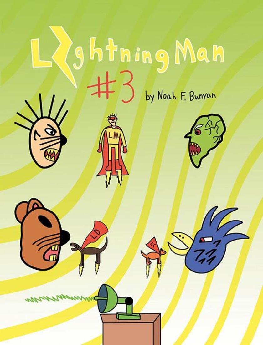 Lightning Man #3