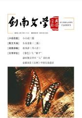 剑南文学·经典阅读 月刊 2011年08期(仅适用PC阅读)