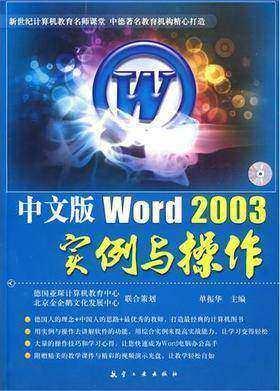 中文版Word 2003实例与操作(仅适用PC阅读)