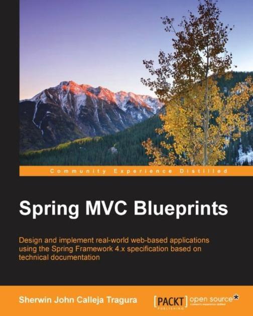 Spring MVC Blueprints