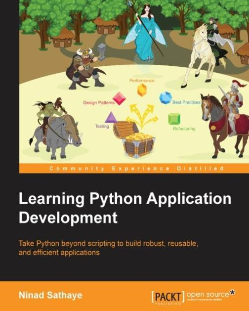 Learning Python Application Development