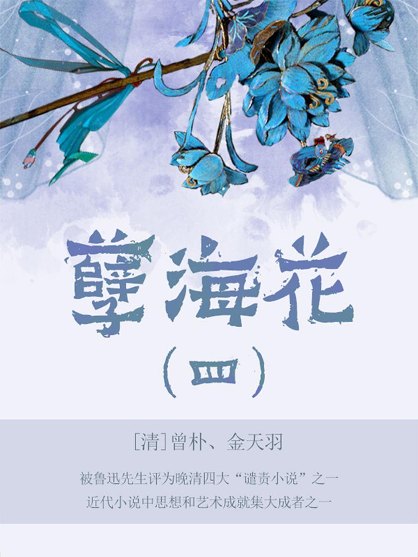 清代经典文学:孽海花·四