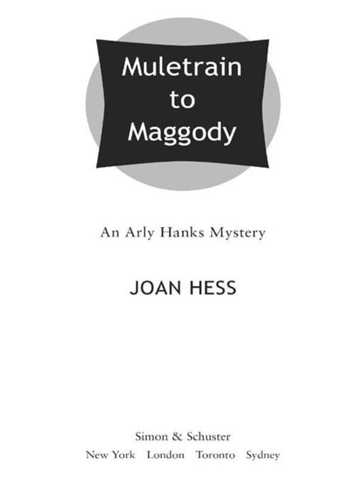Muletrain to Maggody
