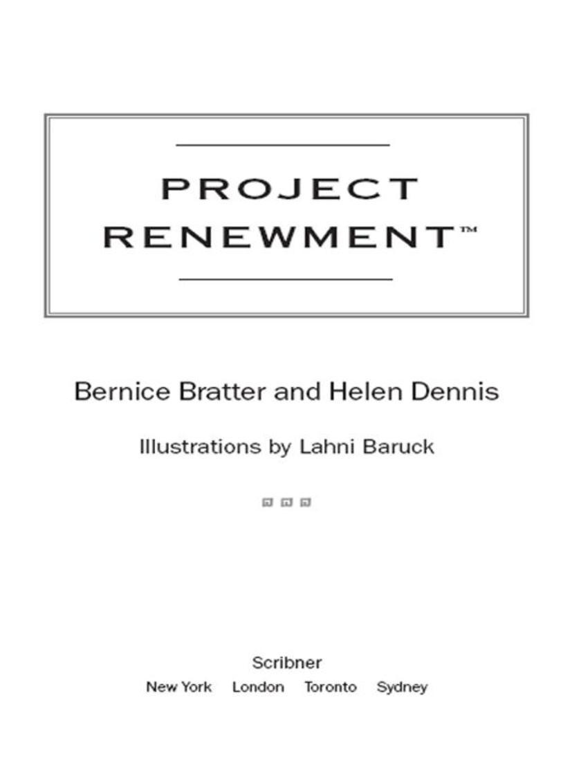 Project Renewment