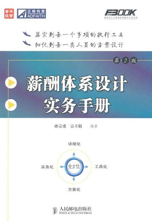 薪酬体系设计实务手册(第2版)