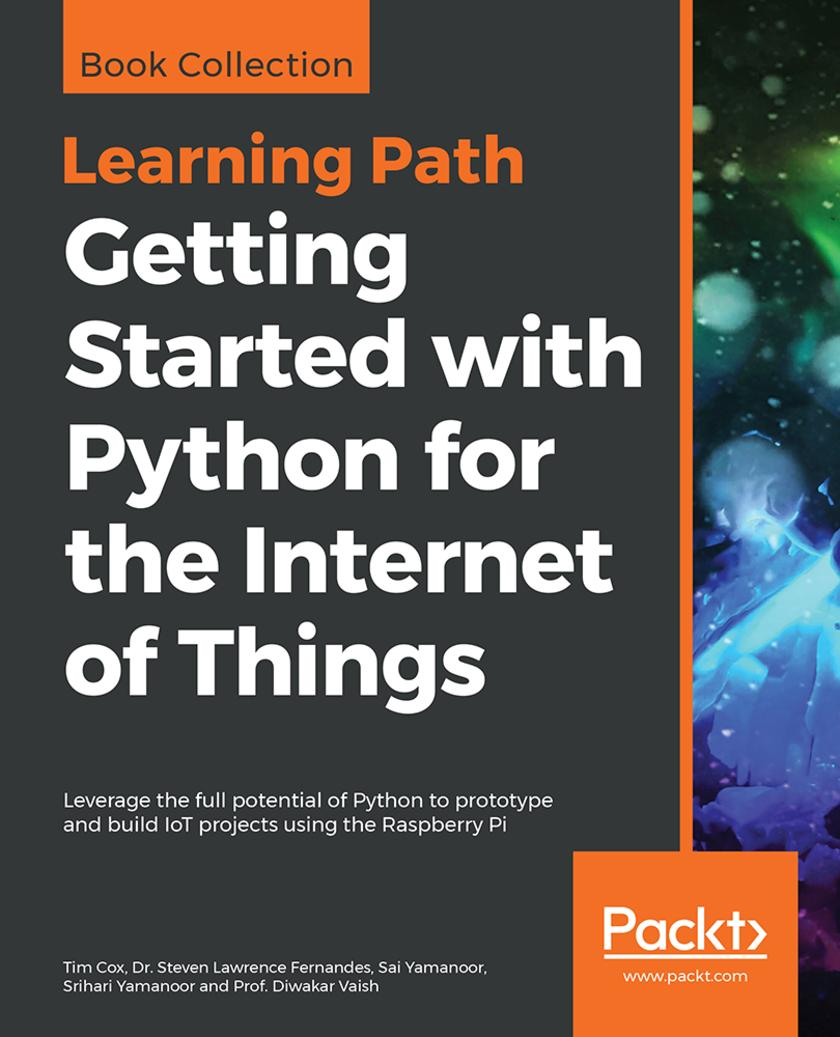 Getting Started with Python for the Internet of Things