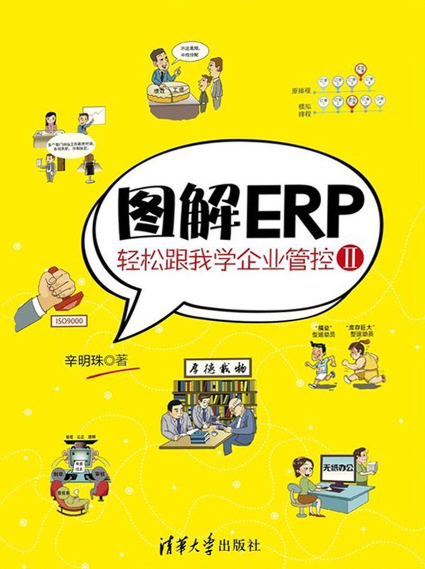 图解ERP——轻松跟我学企业管控Ⅱ
