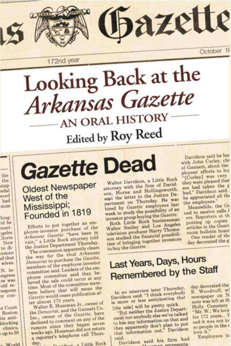 Looking Back at the Arkansas Gazette