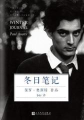 保罗.奥斯特作品系列:冬日笔记