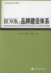 BCSOK:品牌建设体系