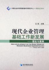 现代企业管理基础工作新发展——理论与案例(仅适用PC阅读)