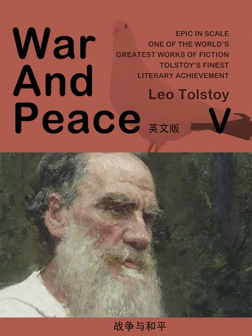 War and Peace(战争与和平)(V)英文版