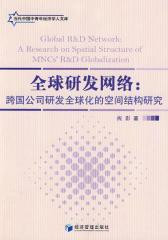 全球研发网络:跨国公司研发全球化的空间结构研究
