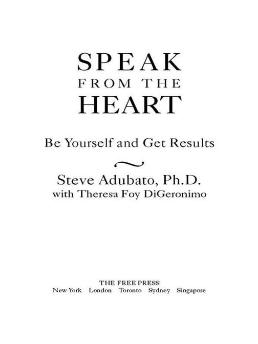 Speak from the Heart