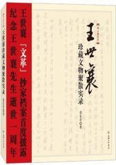 烟云俪松居:王世襄珍藏文物聚散实录(试读本)