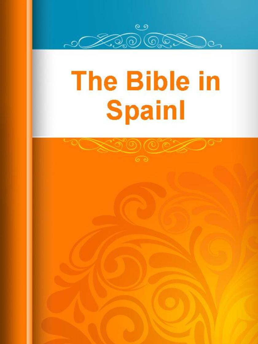 The Bible in Spainl