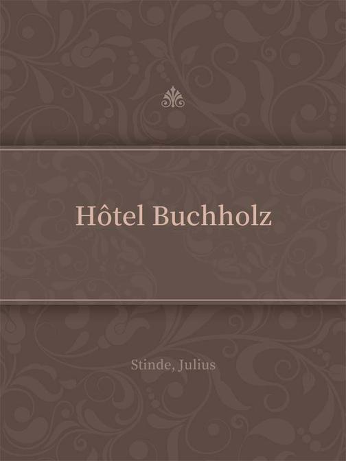 H?tel Buchholz