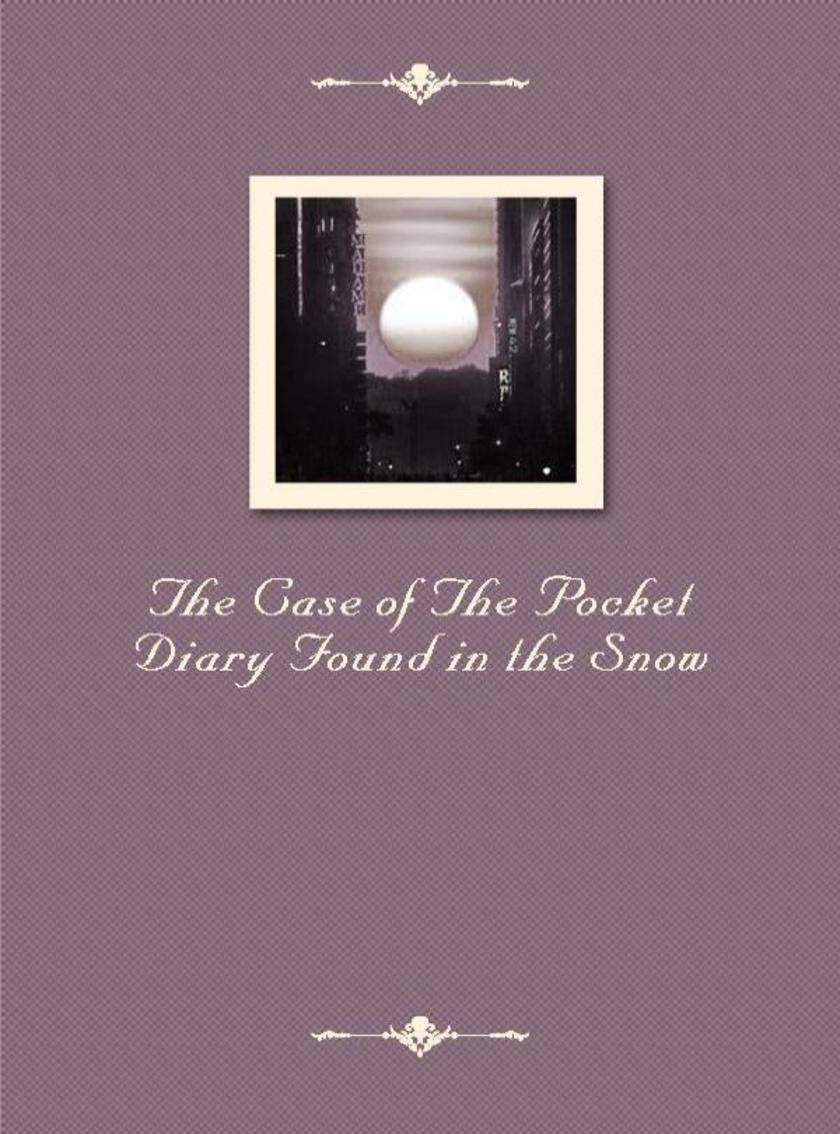 The Case of The Pocket Diary Found in the Snow