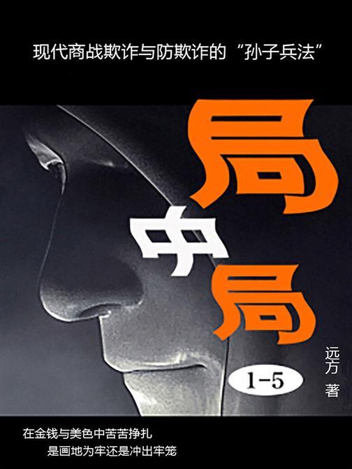 """局中局:现代商战欺诈与防欺诈的""""孙子兵法""""(全5册)"""