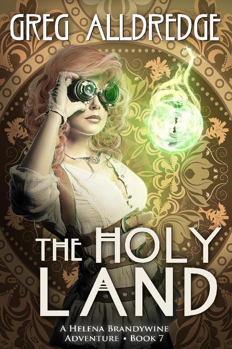 The Holy Land: A Helena Brandywine Adventure.