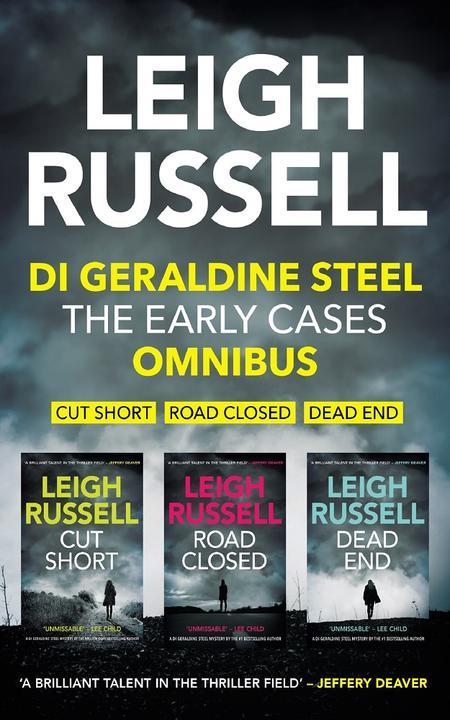 DI Geraldine Steel: The Early Cases Omnibus: Books 1-3
