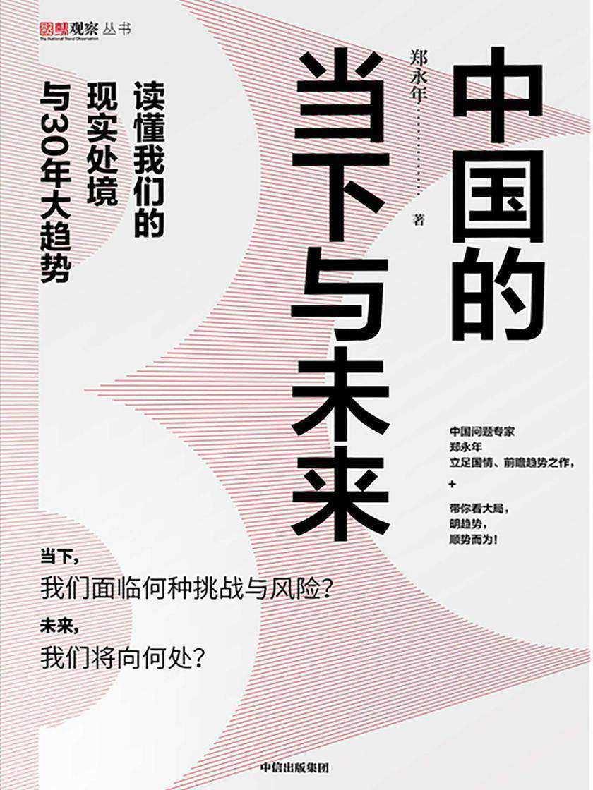 中国的当下与未来:读懂我们的现实处境与30年大趋势
