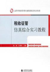 税收征管仿真综合实习教程(仅适用PC阅读)