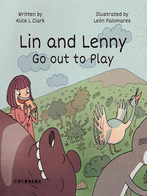 Lin and Lenny Go out to Play ?Lin和Lenny出门玩耍