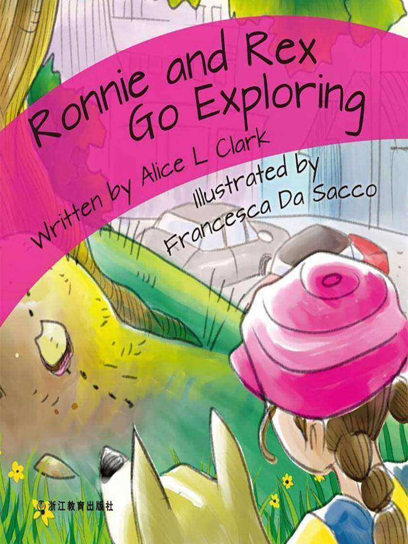 Ronnie and Rex Go Exploring ?Ronnie和Rex去探险