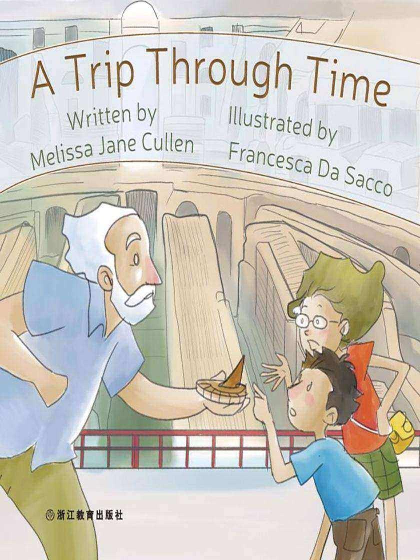 A Trip Through Time 穿越时空之旅