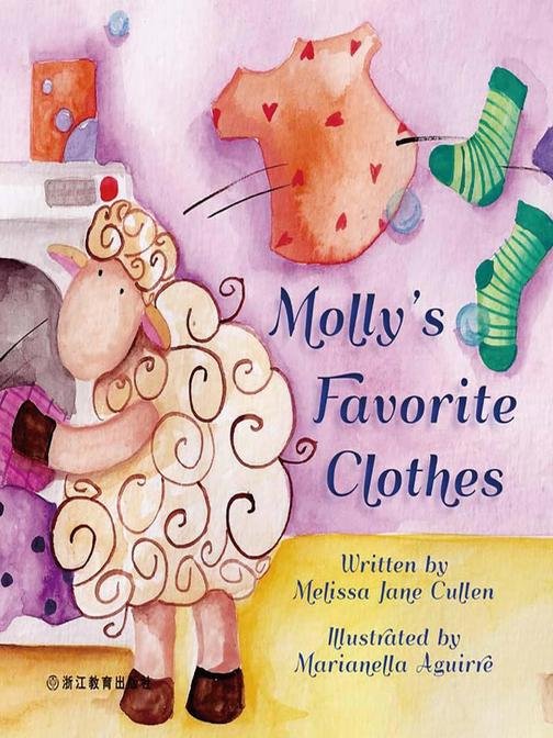 Molly's Favorite Clothes Molly最喜爱的衣服