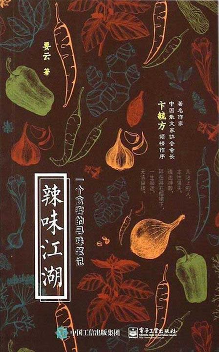 辣味江湖:一个食客的寻味笔记
