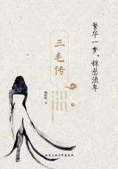 繁华一梦,锦瑟流年:三毛传