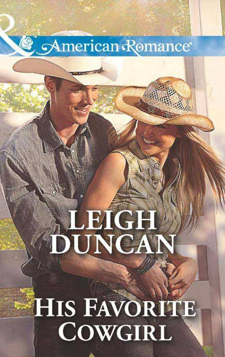 His Favorite Cowgirl (Mills & Boon American Romance) (Glades County Cowboys, Boo