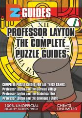 Professor Layton The Complete Puzzle Guides