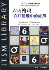 六西格玛在IT管理中的应用(试读本)