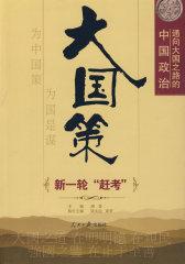 """大国策——通向大国之路的中国政治:新一轮""""赶考""""(试读本)"""