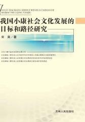 我国小康社会文化发展的目标和路径研究